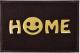 Коврик грязезащитный VORTEX Home 40x60 / 22405 (коричневый) -