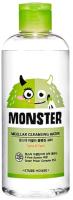 Мицеллярная вода Etude House Monster Micellar Cleansing Water (300мл) -