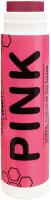 Бальзам для губ Сделано Пчелой 100% натуральный с минеральными пигментами Pink (4.25г) -