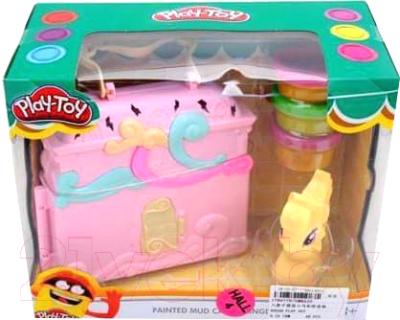 Набор для творчества Toys Волшебная паста / SM8035