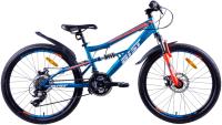 Велосипед AIST Avatar Junior 24 2020 (синий) -