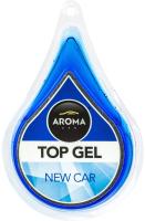 Ароматизатор автомобильный Aroma Car Top Gel / 92643 (Новый автомобиль) -