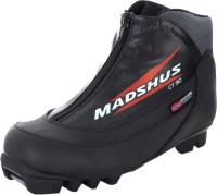 Ботинки для беговых лыж Madshus DXB0049943 / A18EMDXB004-99 (р-р 43, черный) -