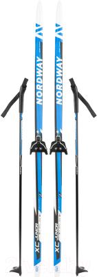 Комплект беговых лыж Nordway 15JNR75150