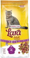 Корм для кошек LARA Adult Sterilized с курицей / 441077 (2кг) -