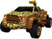 Радиоуправляемая игрушка Toys Джип-трансформер / 171605B -