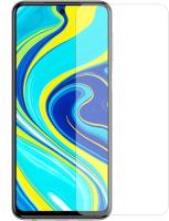 Защитное стекло для телефона Case Temp для Redmi Note 9 Pro / Redmi Note 9S (прозрачный глянец) -