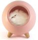 Ночник Лючия Котенок в домике 129 (розовый) -