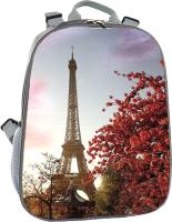 Школьный рюкзак Galanteya 8219 / 9с1849к45 (серый) -