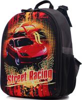Школьный рюкзак Galanteya 63519 / 0с744к45 (темно-серый) -