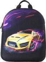 Школьный рюкзак Galanteya 63819 / 0с747к45 (черный) -