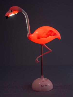 Ночник Лючия Фламинго 106 (розовый)