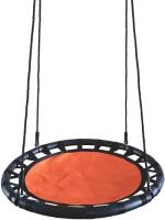 Качели Чудесный Сад Корзинка / 035.3 (оранжевый/черный) -