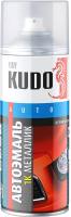 Эмаль автомобильная Kudo Серый базальт 242 (520мл) -