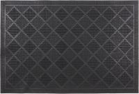 Коврик грязезащитный SunStep Ромбики 40x60 / 31-031 (черный) -