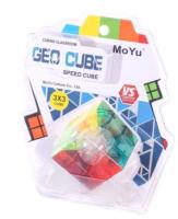 Головоломка Toys Гео-куб / MF8931A -