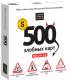 Настольная игра Cosmodrome 500 злобных карт / 52060 (3-е издание) -