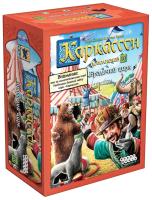 Настольная игра Мир Хобби Каркассон 10: Бродячий цирк / 915262 -