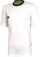 Футболка игровая футбольная 2K Sport Classic / 120014 (YS, белый/черный) -