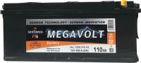 Автомобильный аккумулятор Senfineco Megavolt 1349L/110-120 (110 А/ч) -