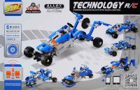Конструктор управляемый Toys 2017A-26 (10в1) -