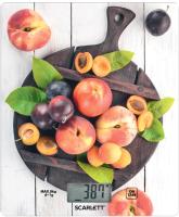 Кухонные весы Scarlett SC-KS57P52 (фрукты на доске) -