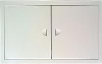 Люк ревизионный Event ЛММ 80x50 (2 дверцы) -
