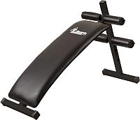 Скамья для пресса Absolute Champion Bench с выгнутой спинкой -