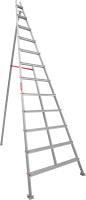 Лестница-стремянка Новая Высота NV 3190 / 3190112 -