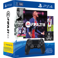 Геймпад Sony PS4 FIFA21/FUTVCH/PS+14days/DS4v2/RUS / PS719835325 -