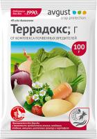 Средство для борьбы с вредителями Avgust Террадокс (100гр) -