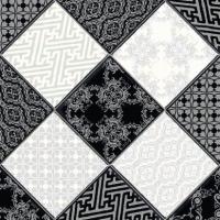 Линолеум Juteks Strongru Plus Chess-4 990D (2.5x2м) -