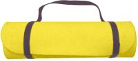 Коврик для йоги и фитнеса Eco Cover Mat 2Р/40 (желтый) -