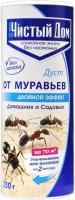 Средство для борьбы с вредителями Чистый дом От муравьев (350г) -