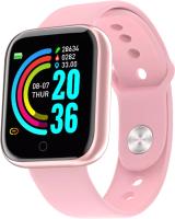 Фитнес-трекер D&A М8v (розовый) -