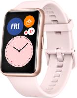 Умные часы Huawei Watch Fit TIA-B09 (розовая сакура) -