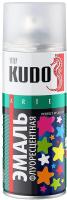 Эмаль Kudo KU12501 (210мл, зелено-желтый) -