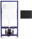 Инсталляция для унитаза Berges Novum 525 040000 + L5 040015 -