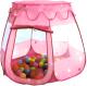 Детская игровая палатка Фея Порядка Колокольчик / CT-080 (розовый) -