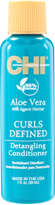 Кондиционер для волос CHI Aloe Vera With Agave Nectar Conditioner с алоэ и нектаром агавы (30мл)