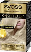 Крем-краска для волос Syoss Oleo Intense стойкая 9-11 (холодный блонд) -
