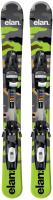 Горные лыжи с креплениями Elan Rental Freeline Camo R GW Track + ESP 10 GW / AGGEPX18+DD381218 (р.99) -