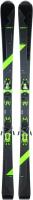 Горные лыжи с креплениями Elan Amphibio 12C PowerShift + ELS 11 / ABKGFW20+DB484418 (р.168) -