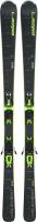 Горные лыжи с креплениями Elan Element Black LS + EL 10 Shift / ABMFBF19+DB585418 (р.168) -