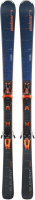 Горные лыжи с креплениями Elan Element Blue LS + EL 10 Shift / ABMEVM19+DB585618 (р.168) -