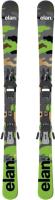 Горные лыжи с креплениями Elan Rental Freeline Camo QS + EL 10.0 / AG4CDS16+DB585018 (р.125) -