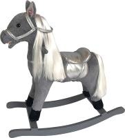 Качалка детская Pituso Fandango Лошадка / GS3043 (серый) -