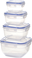 Набор контейнеров Starplast 94065 -