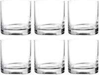 Набор стаканов Bohemia Crystal Barline 25089/280 (6шт) -