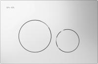 Кнопка для инсталляции AM.PM I049001 (белый) -
